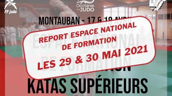 REPORT - Espace National de Formation Katas Supérieurs - 29 & 30 Mai 2021